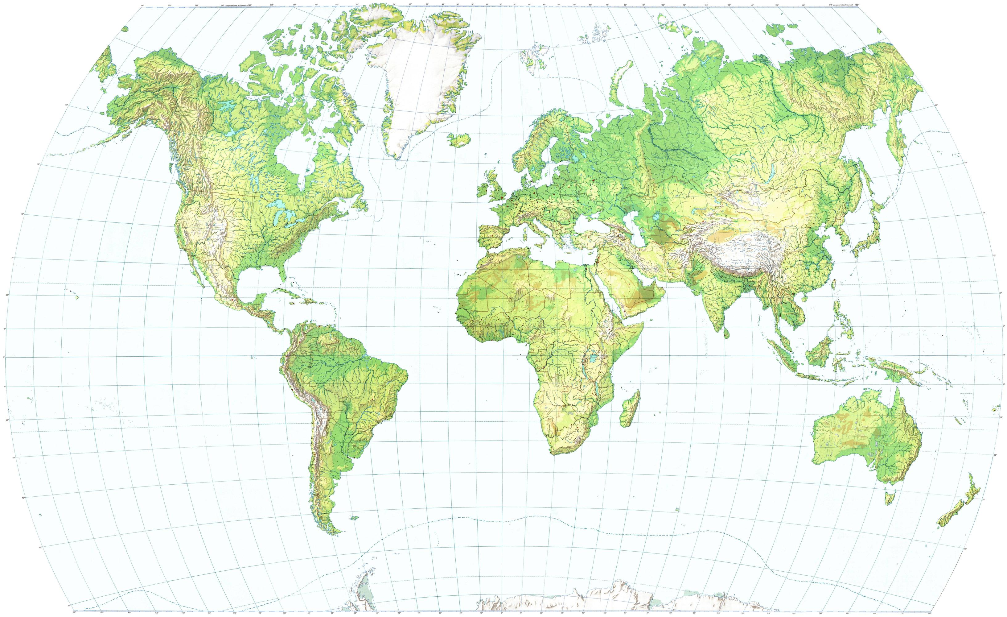 Index Of LibraryImagesMapsEarth - World map with countries and capitals high resolution pdf
