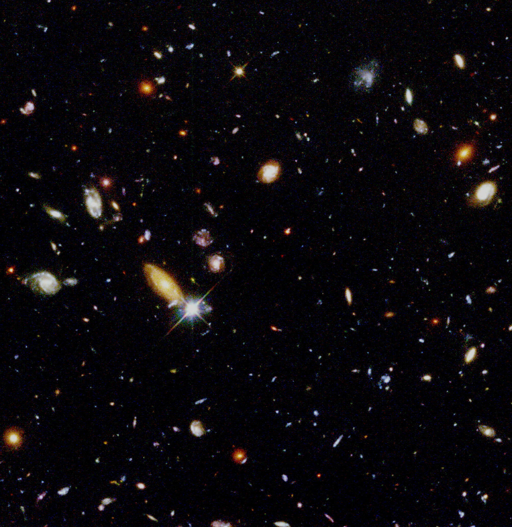 high resolution hubble ultra deep field large - photo #27
