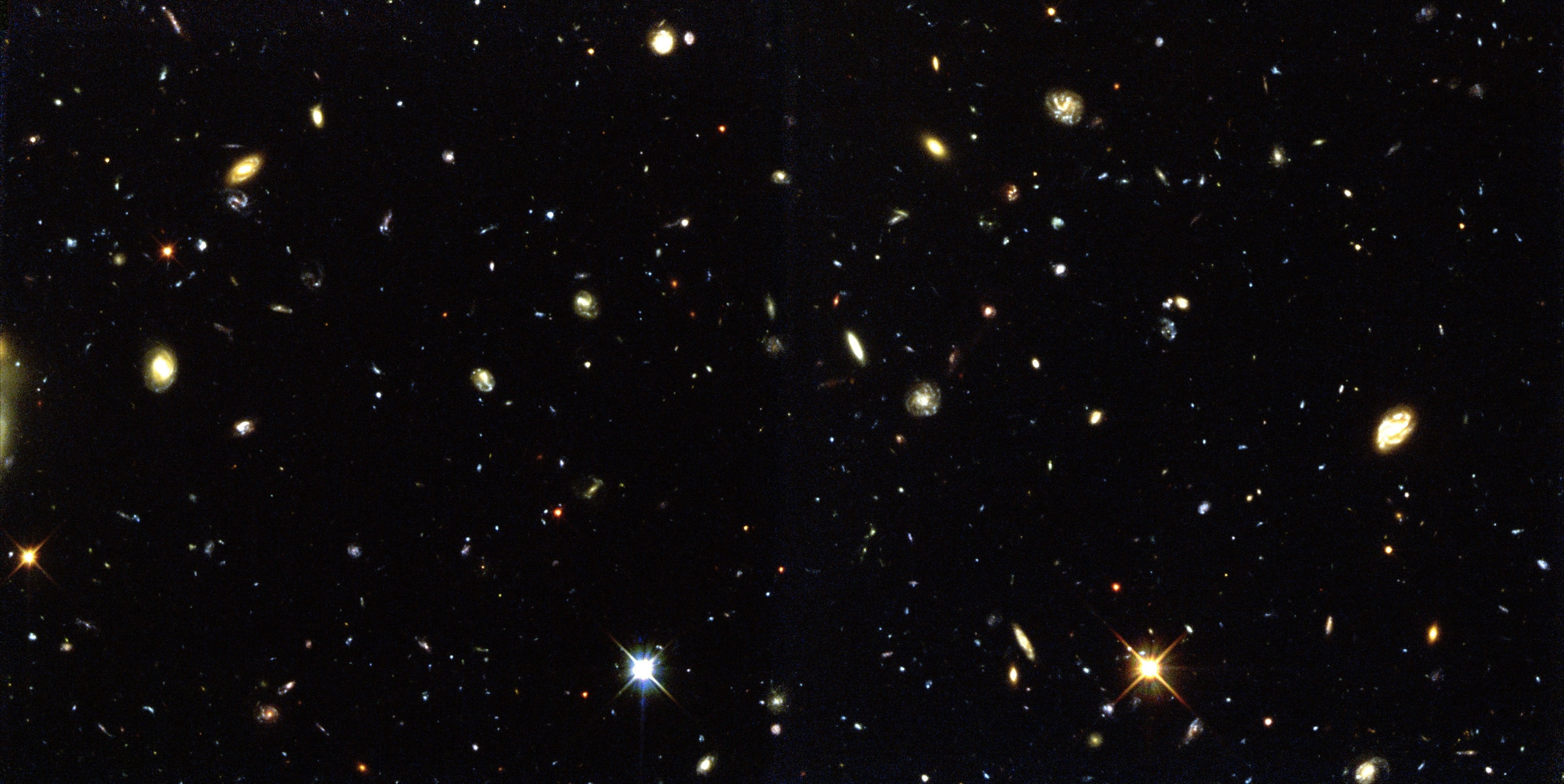Hubble Deep Field South - Pics about space